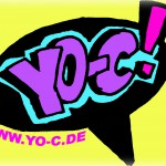 YO-C LOGO Farbig